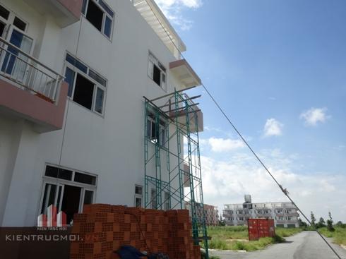 Cần chú ý xử lý hiện tượng xấu của căn nhà ngay cả ở mặt ngoài của ngôi nhà